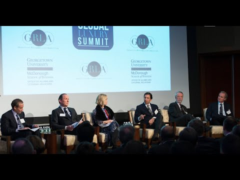 Building a Global Luxury Brand -  NYC Panel