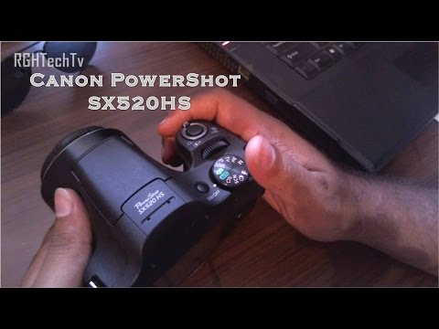 Canon PowerShot  SX520 HS | Review | Tips and Tricks | Features Overview | Sample Images