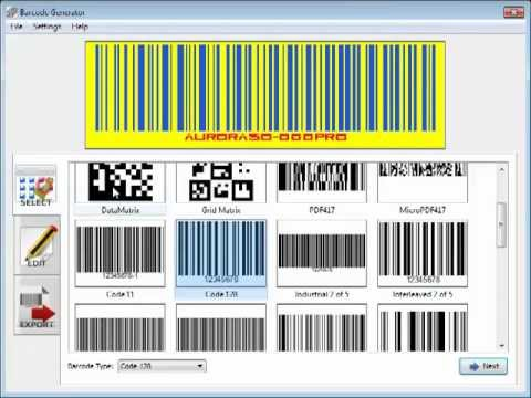 QR code Generator & Barcode Creator, Batch Create it.