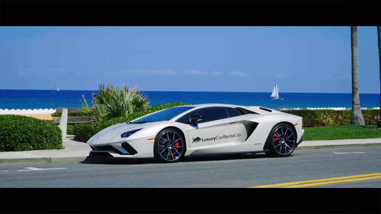 Rent a Lamborghini For a Day BOOK NOW!