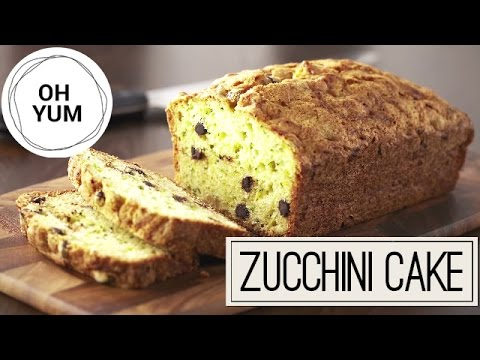 Classic Zucchini Cake with Orange | Oh Yum With Anna Olson