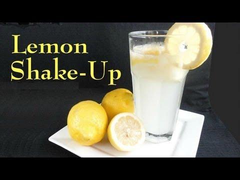 State Fair Lemon Shake-Up's!! (homemade lemonade recipe)