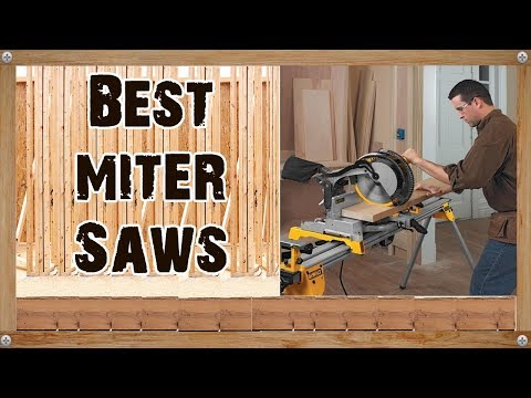 Best Miter Saw reviews To Buy In 2017 & 2018