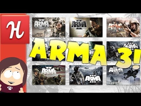 Humble Arma 2018 Bundle || Last Chance to get Humble Monthly