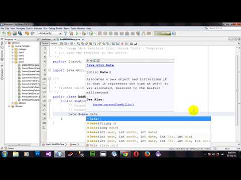 Add AM PM to time using SimpleDateFormat in Java Netbeans