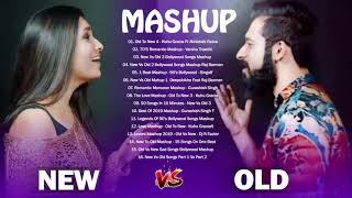 Old Vs New Bollywood Mashup Songs 2020 /90's Bollywood Songs Mashup Old to New 4 /OLD is Gold, HINDI