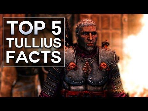 Skyrim - Top 5 Tullius Facts