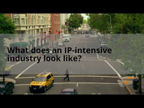IP-intensive Industries Beyond the Red Carpet
