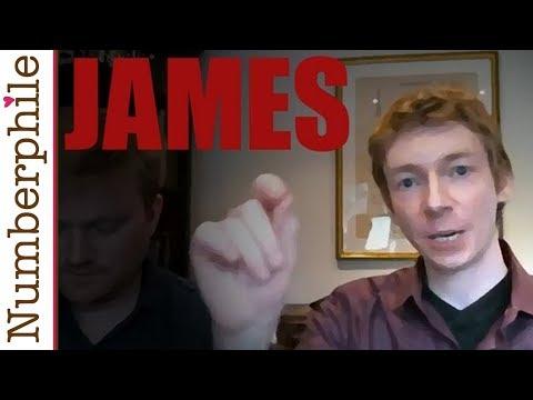 Meet James Grime - Numberphile Live