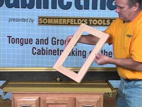 Sommerfeld's Tools for Wood - Glass Panel Doors Made Easy with Marc Sommerfeld - Part 1