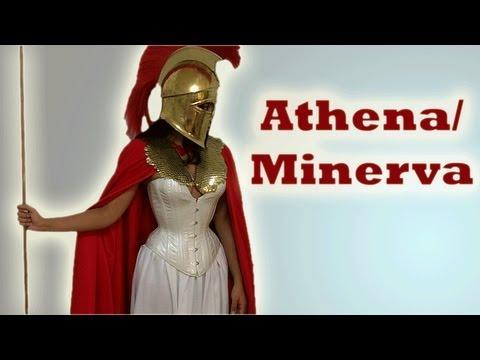 Halloween! Athena/Minerva ft. Puimond Corset | Lucy's Corsetry