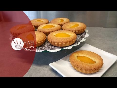 Apricot Almond Tartlets