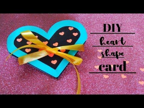 DIY heart pop up card   Valentine's card ideas   EASY TUTORIAL  