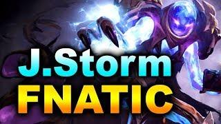 FNATIC vs J.STORM - AMAZING GAMES! - KL MAJOR DOTA 2