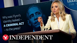 Kayleigh McEnany scolds media for not spreading Obamagate conspiracy