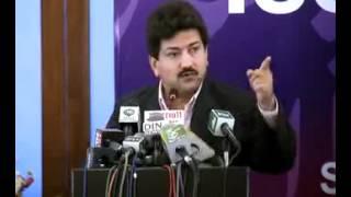 Hamid Mir speech in Balochistan Conference