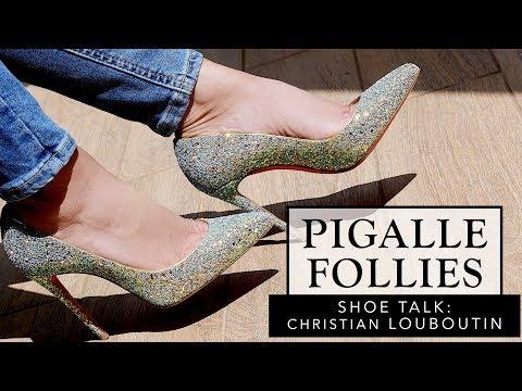 Shoe Talk: The Pigalle Follies Heel by Christian Louboutin   Sonal Maherali
