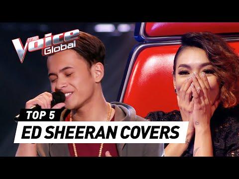 The Voice | BEST ED SHEERAN