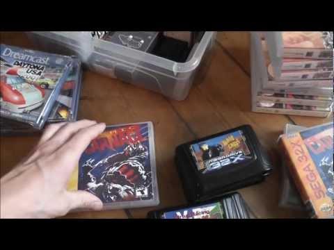 SEGA 32X Custom Game Case Hack - How To Make Your Own