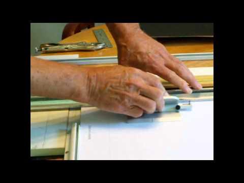 DIY  mat cutter