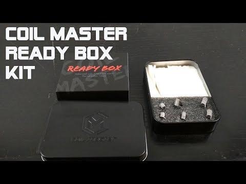 Coil Master Ready Box Kit