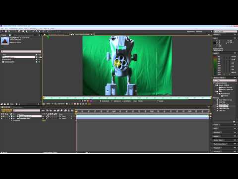 How to mask / crop your video after effects
