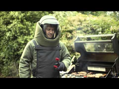 Look before you cook barbecue safety TVC