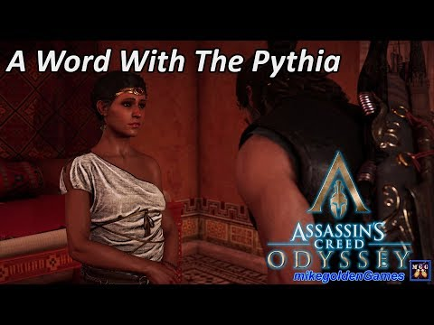 House of the Pythia | Assassins Creed Odyssey Episode 10