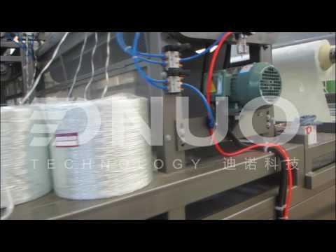 FRP fiberglass truck body sheet making machine