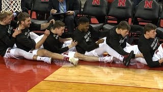 Best highlights from the Nebraska basketball team