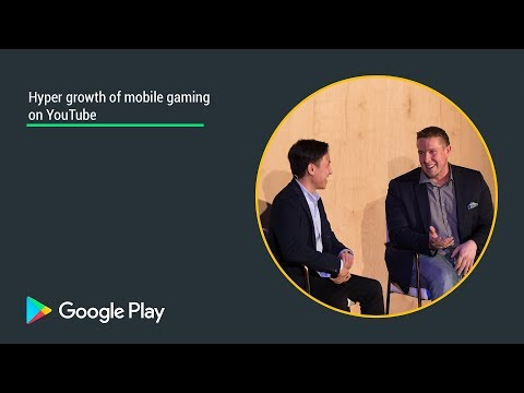 Hyper growth of mobile gaming on YouTube - Playtime San Francisco 2017