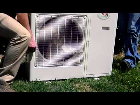 YMGI Ductless Mini Split Installation (59)(2) Multizone Inverter Condensing Unit (CH) Part 1