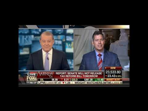 Sean Duffy on Senate's Potential Tax Reform Bill
