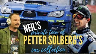 Private View of Petter Solberg
