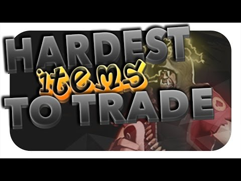 TF2: The Hardest Items to Trade [Worst Items & Classes]