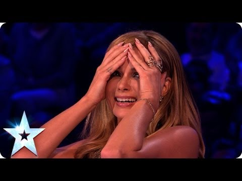 A BGMT day in the life of Amanda Holden | Britain's Got Talent 2014