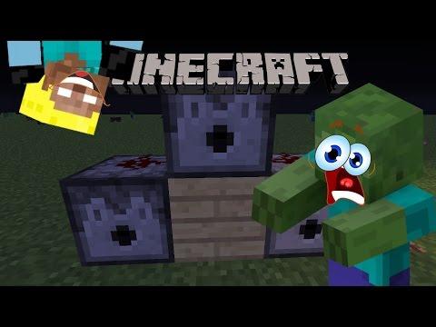 How To Make A Poison Arrow Machine Gun Minecraft