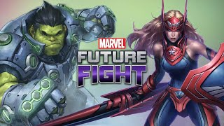 Marvel's Action RPG Mobile Game Marvel Future Fight Joins Funko Pop!