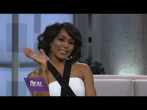Angela Bassett Gives a Shoutout to Her Celebrity Crush