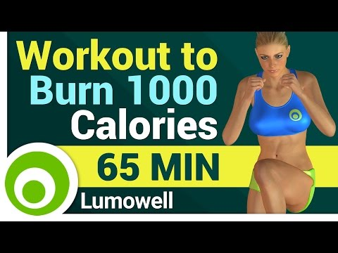 Workout to Burn 1000 Calories