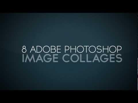 FREE   Photoshop Image Collage Templates 1.0