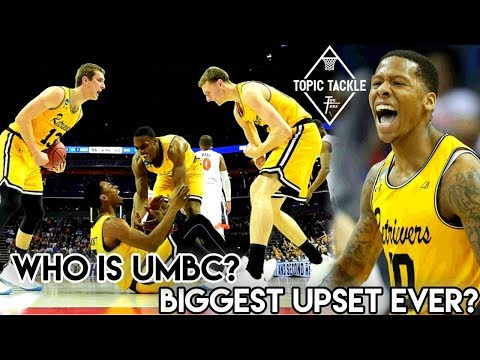 Who is UMBC? The College Basketball Team that Pulled Off the BIGGEST UPSET in HISTORY!