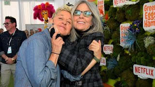 "Ellen DeGeneres at The Premiere of Netflix's ""Green Eggs And Ham"""