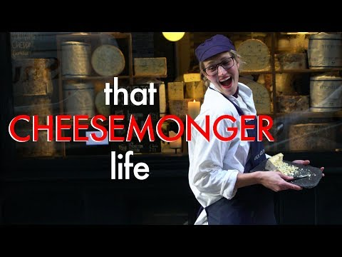 Holy Cow -- I'm A Cheesemonger!