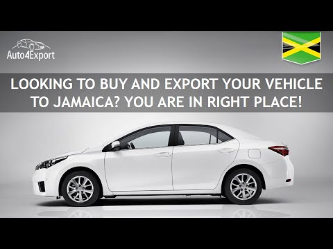 Shipping cars from USA to Jamaica - Auto4Export