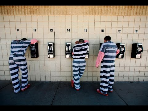 Prison Collect Call Gouging Get's Cut By FCC