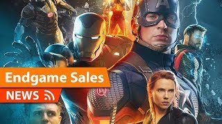 Download Avengers Endgame Tickets OUTSELL Infinity War by 3 to 1 Video
