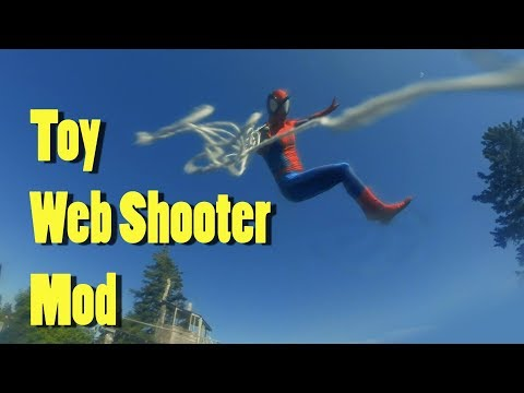 How to Mod Toy Web Shooters DIY Hack