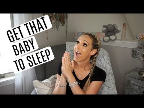 HOW TO GET BABY TO NAP & SLEEP THROUGH THE NIGHT| Tres Chic Mama