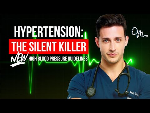 What is High Blood Pressure? | New Hypertension Guidelines! | Doctor Mike